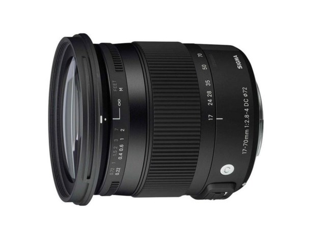 Sigma 17-70mm f/2,8-4 DC Macro HSM Contemporary