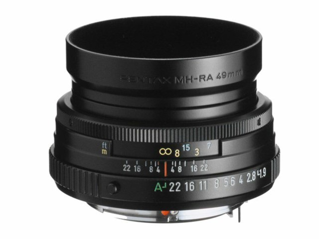 Pentax SMC FA 43mm f/1,9 Limited