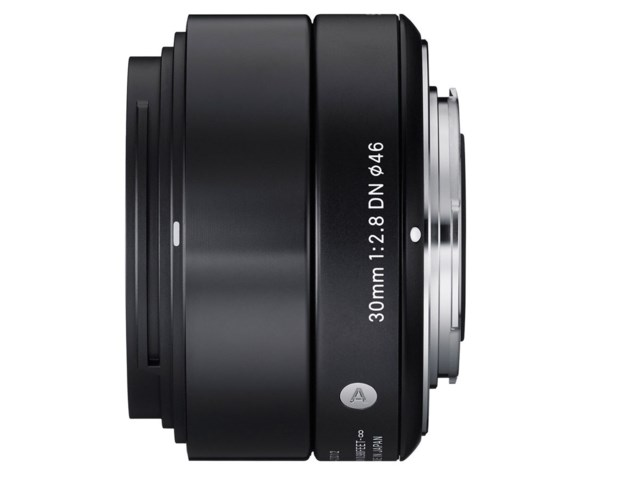 Sigma 30mm f/2,8 DC DN Art sort til Sony E