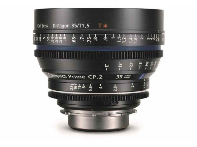 Zeiss Compact Prime CP.2 35mm T1.5 Super Speed Sony