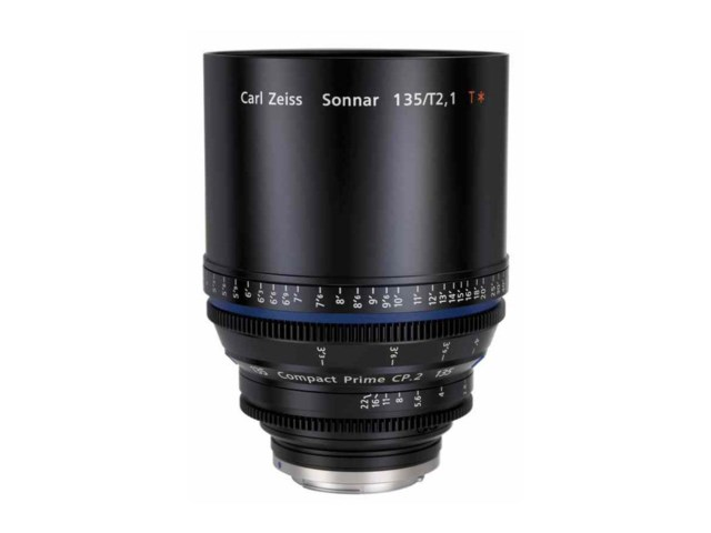 Zeiss Compact Prime CP.2 135mm T2.1 Canon EF-mount