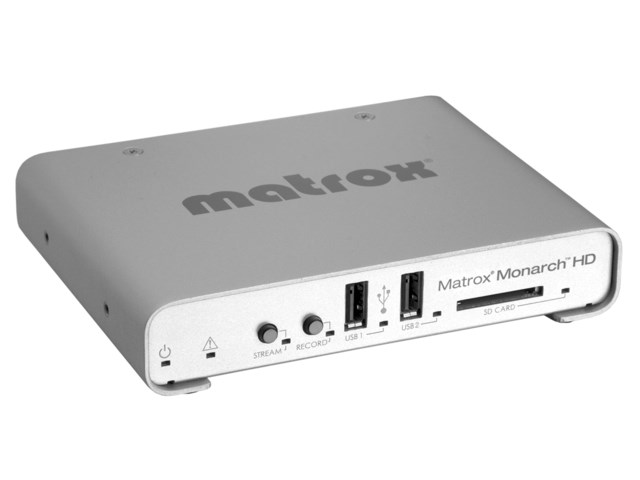 Matrox Monarch HD HDMI