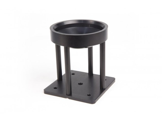 Kessler 100 mm high hat for Cineslider