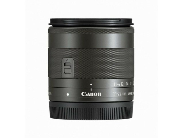Canon EF-M 11-22mm f/4-5,6 IS STM