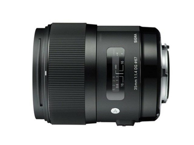 Sigma 35mm f/1,4 DG HSM Art til Sony