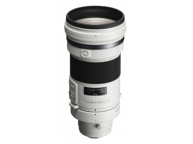 Sony 300mm f/2,8 G SSM II