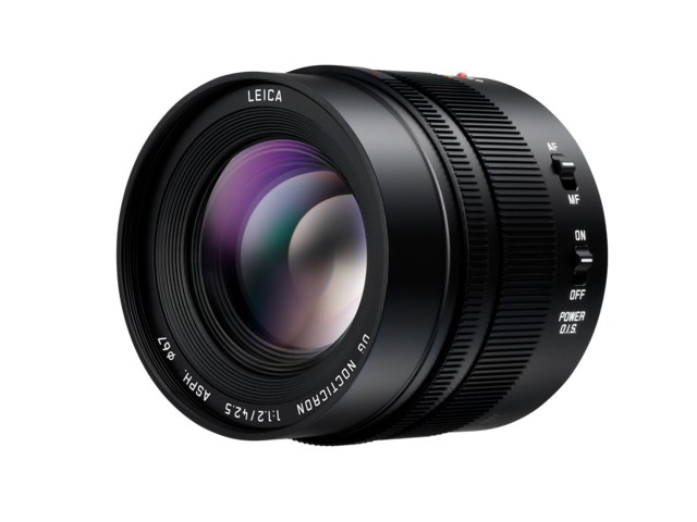 Panasonic Leica DG Nocticron 42,5mm f/1,2 ASPH Power O.I.S