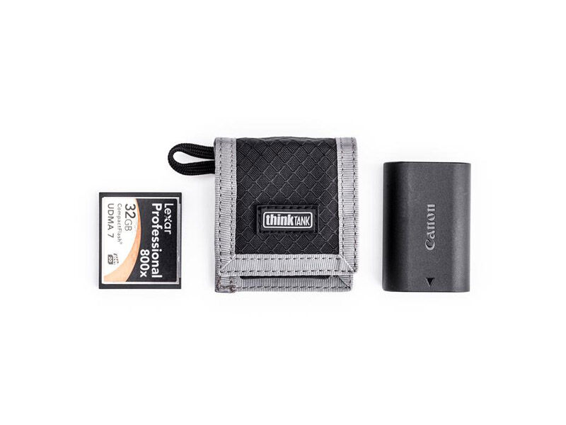 Think Tank Taske CF/SD + Battery Wallet