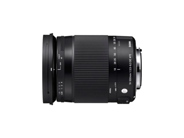 Sigma 18-300mm f/3,5-6,3 DC Macro HSM Contemporary