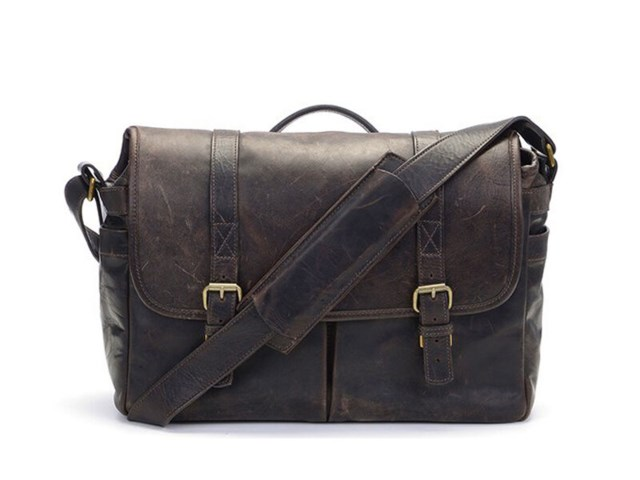 ONA Kamerataske Brixton Dark Truffle Leather