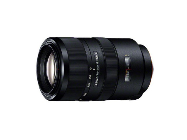 Sony 70-300mm f/4,5-5,6 G SSM II
