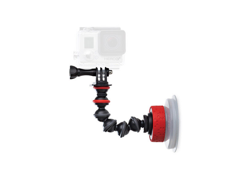 Joby Suction cup med Gorillapod arm