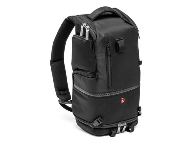 Manfrotto Kameraryggsäck Advanced Tri small svart