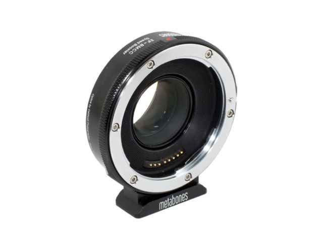 Metabones Canon EF till BMCC T Speed Booster