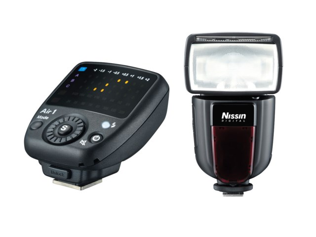 Nissin Blixt Di700A + Commander Air 1 till Sony