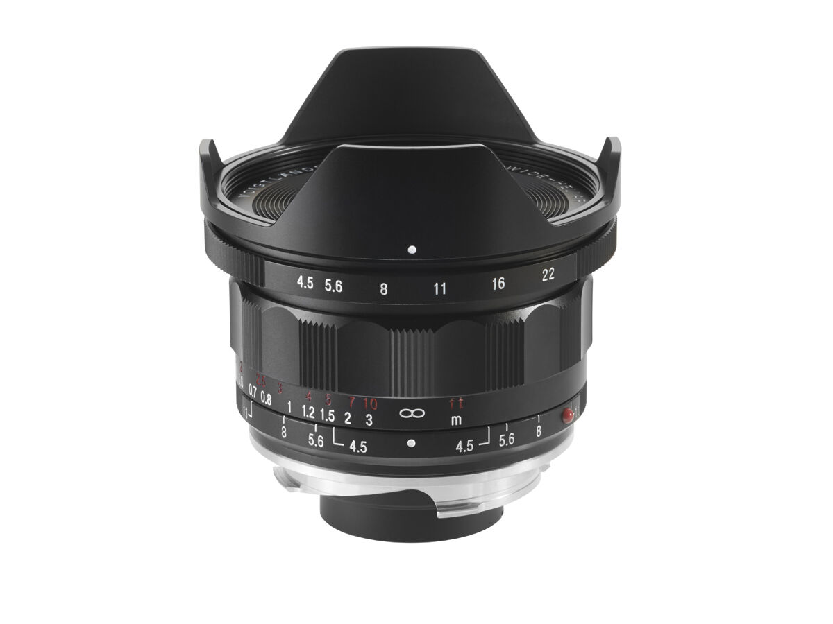 Voigtländer VM 15mm f/4,5 Super Wide Heliar aspherical III
