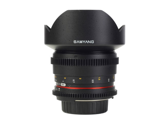 Samyang 14mm T3.1 ED AS IF UMC VDSLR II til Sony E