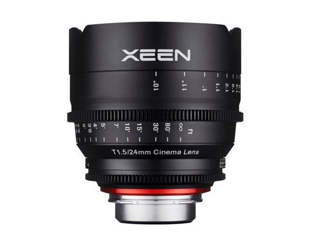 Samyang Xeen 24mm T1.5 Cinema til Sony E
