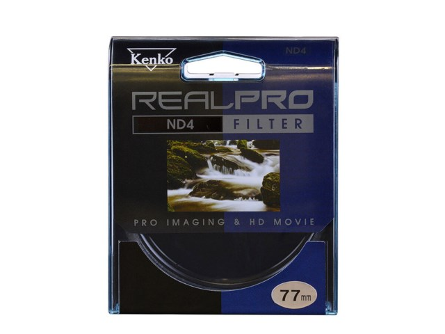 Kenko ND-filter ND4 Realpro 72 mm