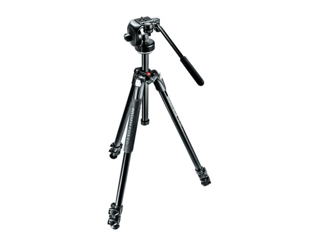 Manfrotto Videostativkit 290 Xtra +128RC2 videohoved