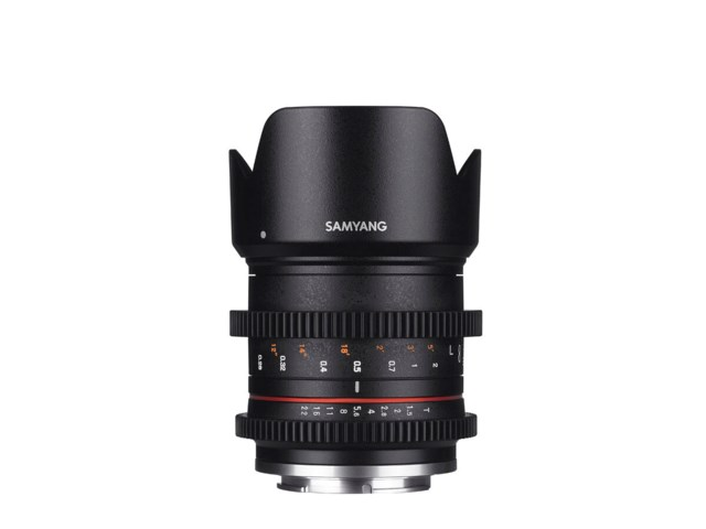 Samyang 21mm T1.5 ED AS UMC CS Cine til Sony E