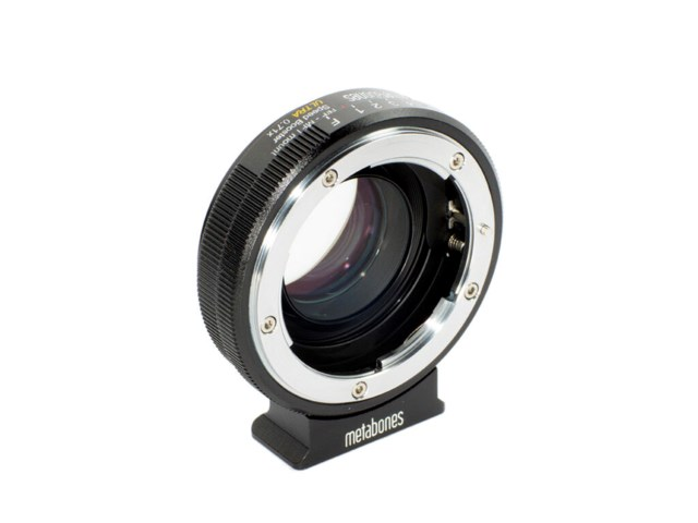 Metabones Nikon G til Micro 4/3 Speed Booster Ultra 0,71x