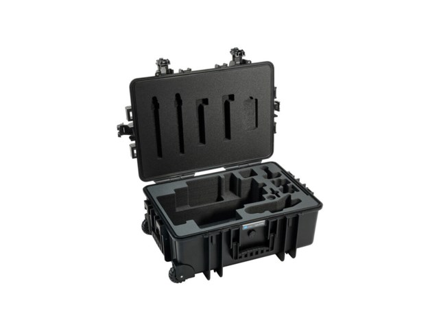 B+W Outdoor Case Type 6700 svart till Ronin-M