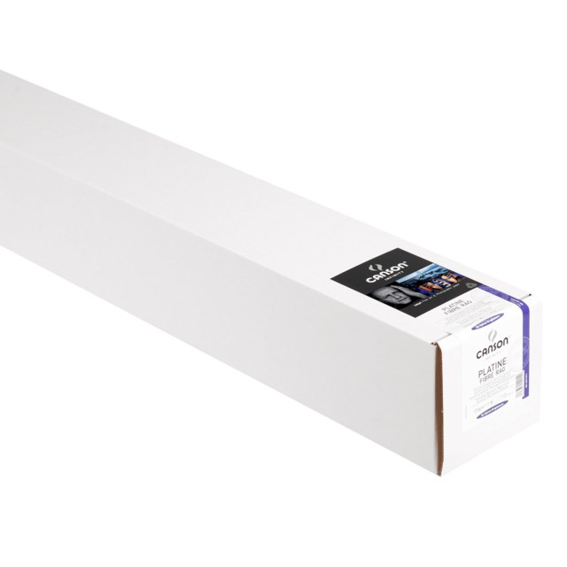 "Canson Platine Fibre Rag Rulle 44"" x 15,2m 310gr"