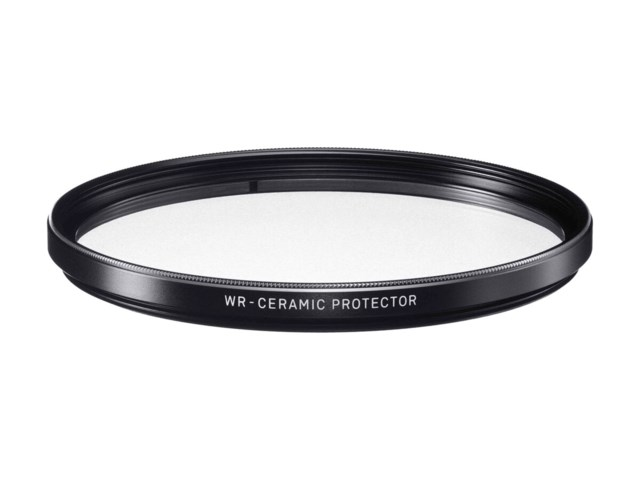 Sigma Filter WR Ceramic Protector 105 mm