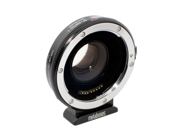 Metabones Canon EF till BMPCC T Speed Booster