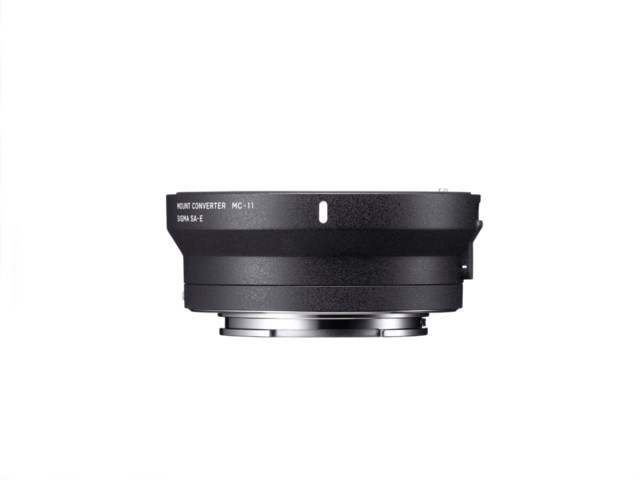 Sigma Konverter MC-11 til Sigma SA for Sony E mount