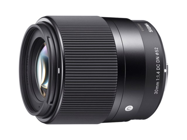 Sigma 30mm f/1,4 DC DN Contemporary til Sony E