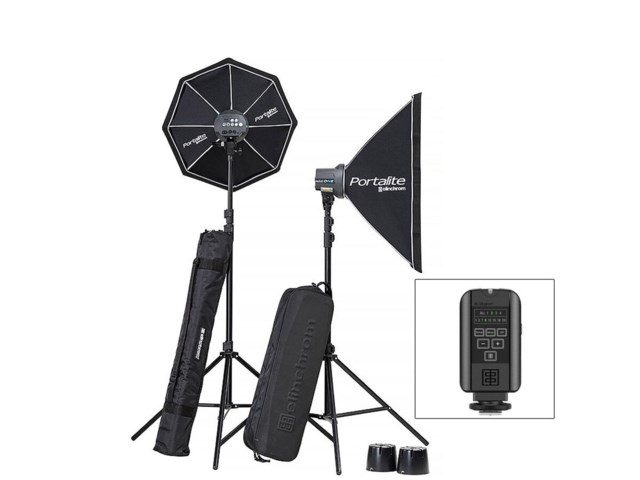 Elinchrom Blitzpakke D-Lite RX One Softbox To Go set