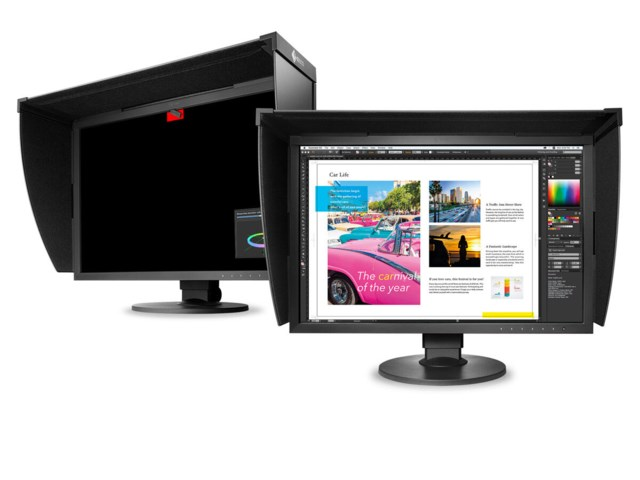 "Eizo Monitor 24"" ColorEdge CG2420"