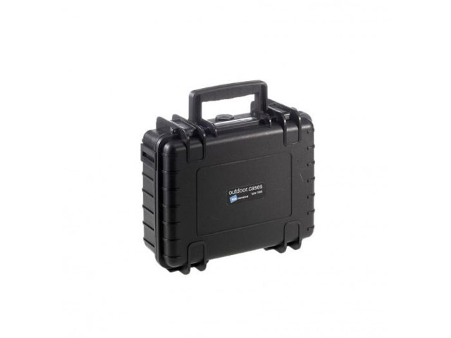 B+W Outdoor Case Type 1000 svart till Osmo X3