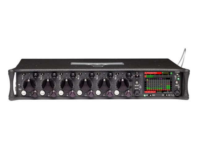 Sound Devices 688 portabel lydoptager med mixer