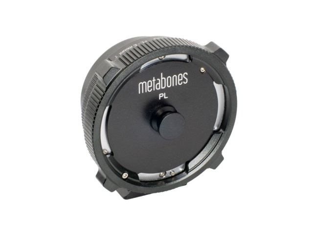 Metabones PL till Sony E-mount T adapter (svart matt)