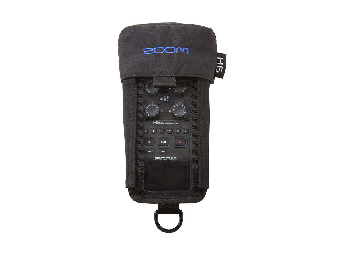 Zoom Fodral PCH-6 till Zoom H6