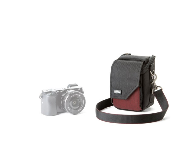 Think Tank Kamerataske Mirrorless Mover 5 deep red