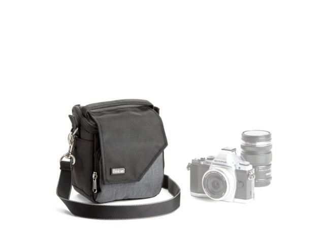 Think Tank Kamerataske Mirrorless Mover 10 pewter