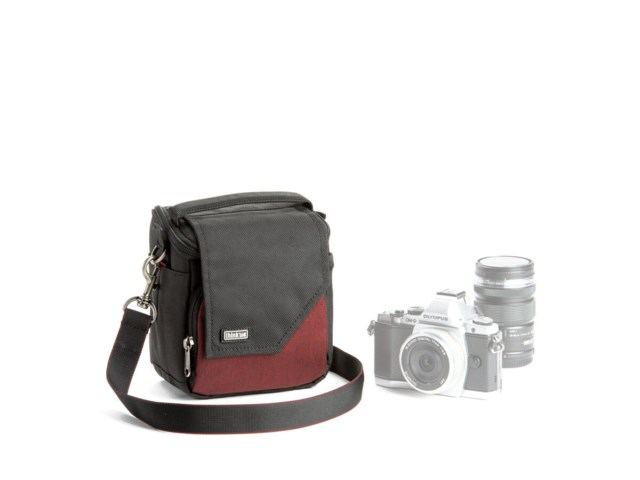 Think Tank Kamerataske Mirrorless Mover 10 deep red