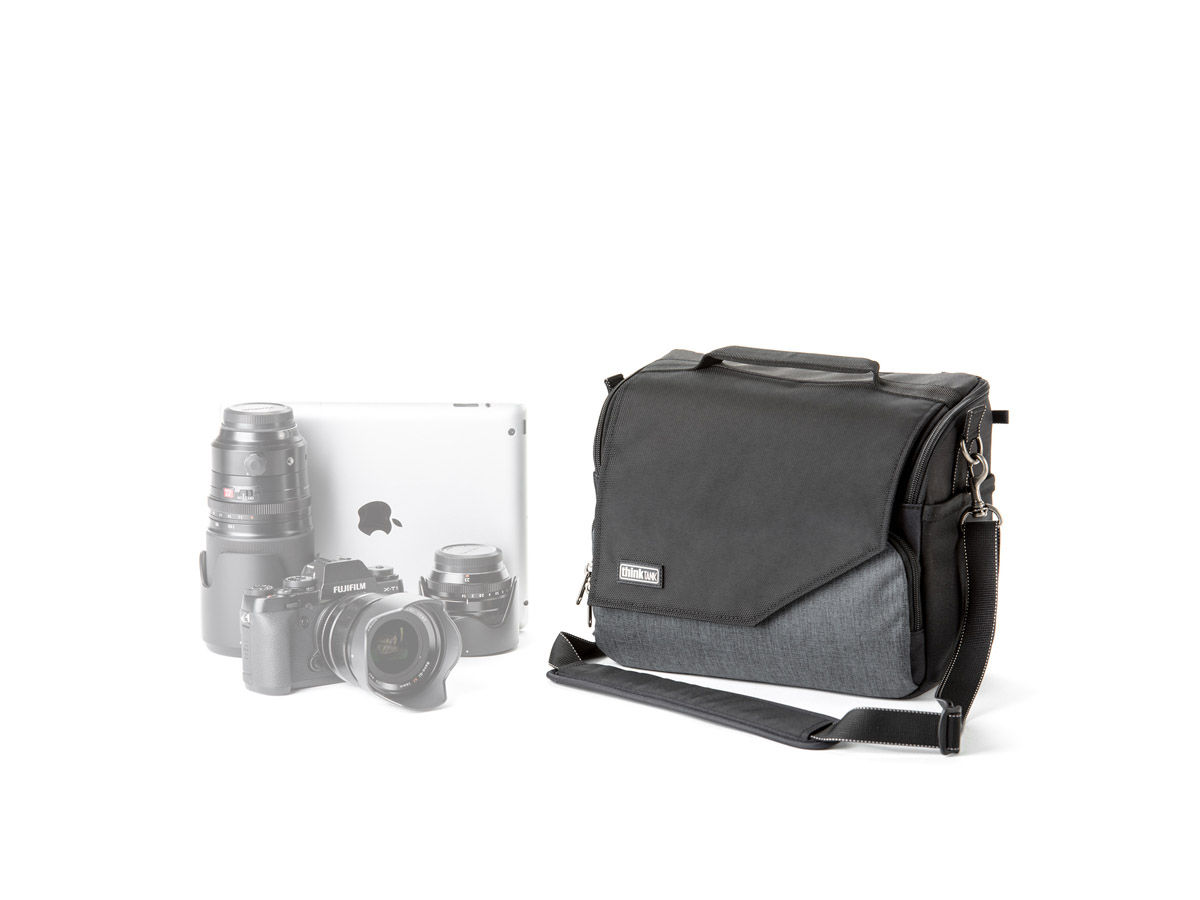 Think Tank Kameraväska Mirrorless Mover 30i pewter
