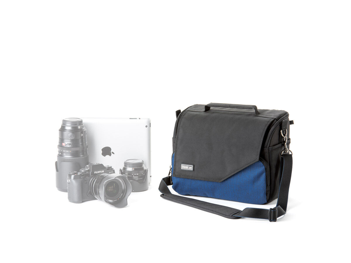 Think Tank Kameraväska Mirrorless Mover 30i dark blue