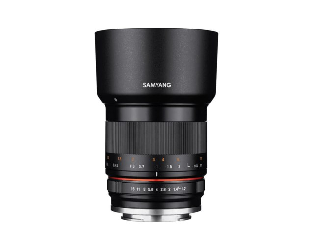Samyang 35mm f/1,2 ED AS UMC CS til Canon M