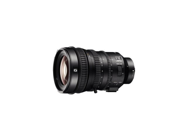 Sony E PZ 18-110mm f/4 G OSS