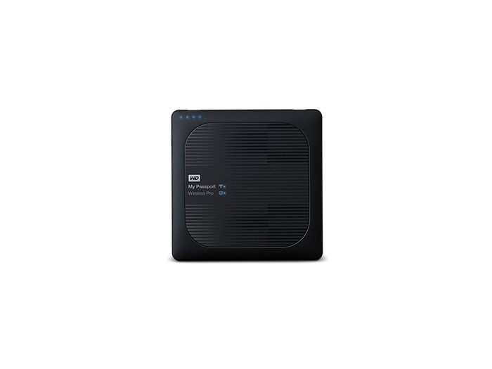 Western Digital My Passport Wireless Pro 3TB USB 3.0 och WiFi
