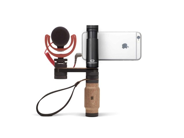 Shoulderpod R2 - Pocket Rig
