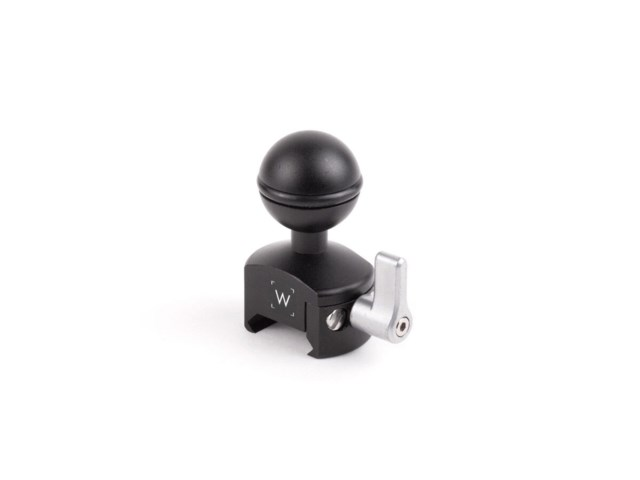 Wooden Camera Ultra arm ball (Nato clamp)