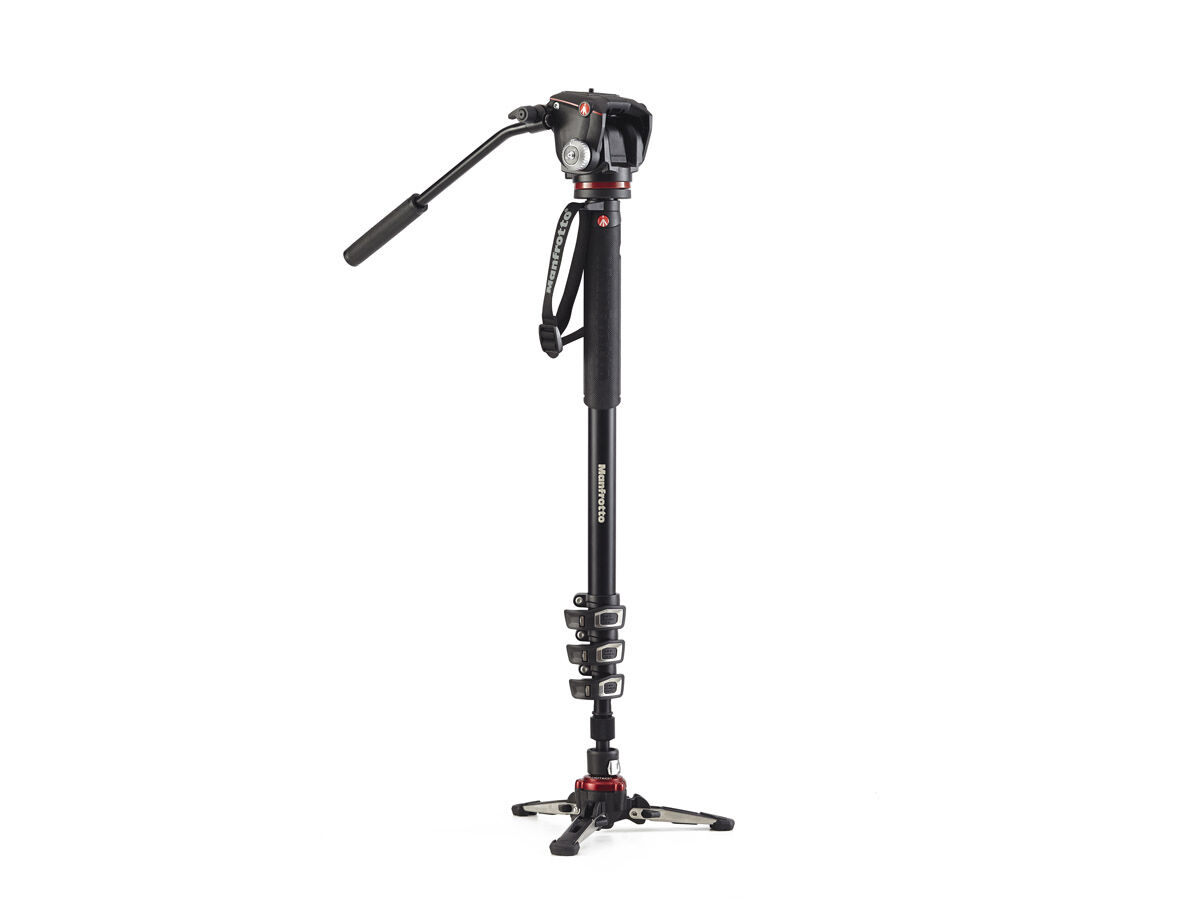 Manfrotto Enbensstativkit Video MVMXPROA42W aluminium