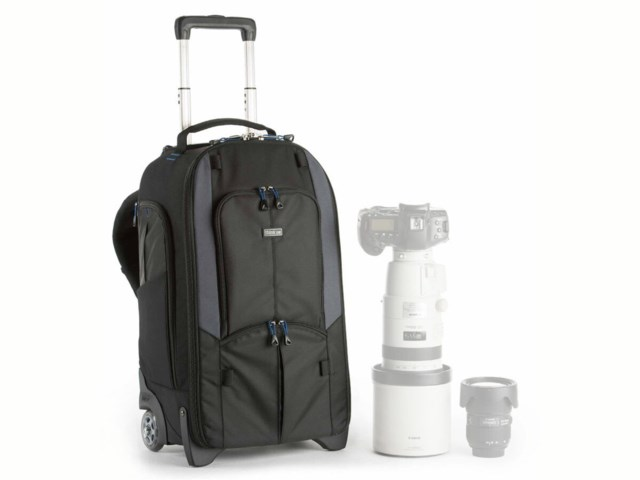 Think Tank Kamerataske StreetWalker Rolling backpack Sort